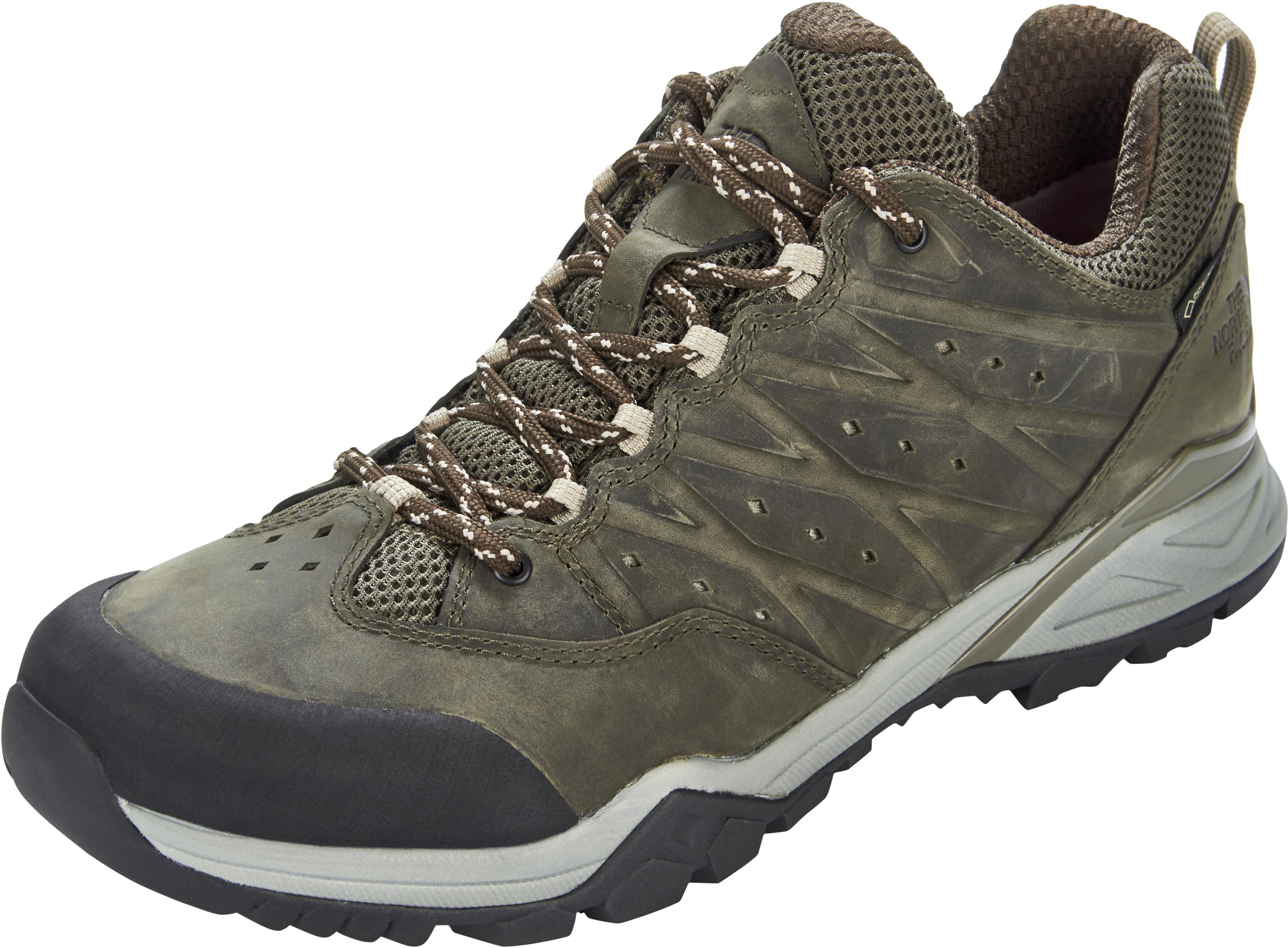 ea6ca880417 The North Face Hedgehog Hike II GTX Schoenen Heren, tarmac green/burnt  olive green